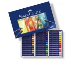 Õlipastellid Faber-Castell 36 värvi
