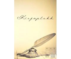 Kirjaplokk - A4, 35 lehte