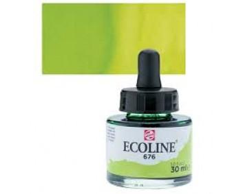 Akvarelltint Talens Ecoline, 30 ml - 676 mururoheline