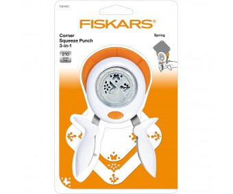 Motiivauguraud Fiskars 3-in-1 nurgale - 3 erinevat mustrit