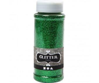 Glitterpuru 110g - roheline