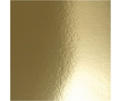 Kartong Metallic A2 - kuld