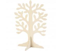 Puidust puu - 30x21.5cm