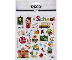 Kleepsud DECO - kool