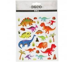 Kleepsud DECO - dinosaurused
