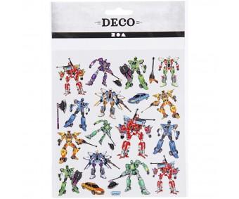 Kleepsud DECO - transformerid