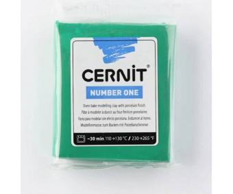 Polümeersavi CERNIT Number One 56g - roheline