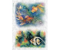 Decoupage Paper - 32x45 cm, ANI_0019