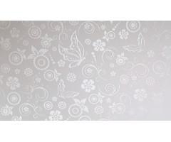 Disainpaber lillemustriga, valge, A4 80g/m2, 20 l pakis