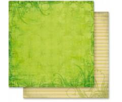 Motiivpaber Folia 30.5x30.5cm, 5 lehte - Lilled 06