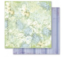 Motiivpaber Folia 30.5x30.5cm, 5 lehte - Lilled 07