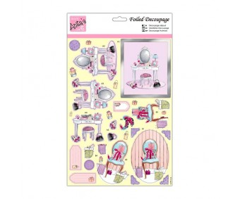 Disainpaberi lõiked Anita's - Dressing Table
