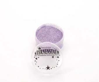 Embossing pulber Sternenstaub - Lavender Glitter, 14 ml