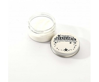 Embossing pulber Sternenstaub - Transparent, 14 ml