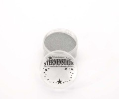 Embossing pulber Sternenstaub - Pearl Silver, 14 ml