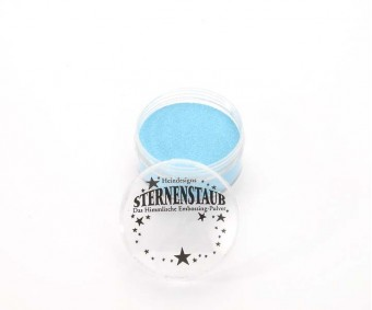 Embossing pulber Sternenstaub - Baby Blue, 14ml
