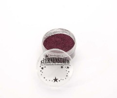 Embossing pulber Sternenstaub - Wine Red Glitter, 14 ml