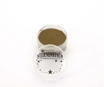 Embossing pulber Sternenstaub - Gold, 14 ml