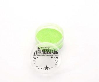Embossing pulber Sternenstaub - Lemon Glitter, 14 ml