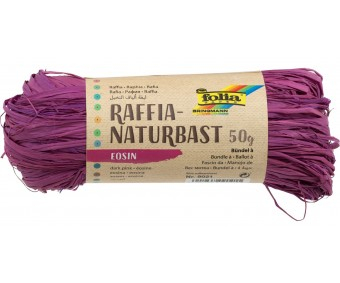 Paberpael (raffia) Folia, 50g - lilla