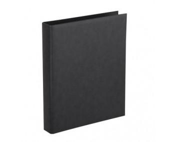 Rõngasklambriga album Herma 26.5x31.5cm - must