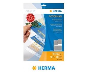 Fototaskud Herma - 10x15cm, 10 lehte