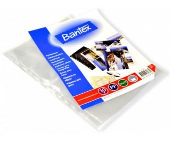 Fototaskud Bantex A4-l, köidetavad, 15x21cm fotole, 10 lehte pakis