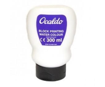 Kõrgtrükivärv Ocaldo, 300 ml - valge