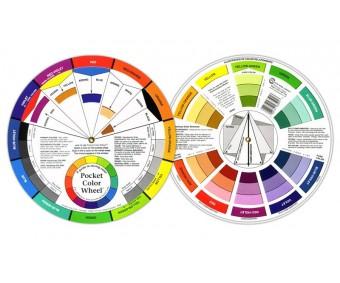 Värviring Pocket Color Wheel