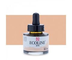 Akvarelltint Talens Ecoline, 30 ml - 374 roosakasbeez