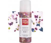 Glitterliim Knorr Prandell 50ml - liblikad