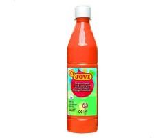 Guaššvärv 500 ml - oranž - Jovi