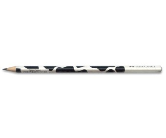 Harilik pliiats Faber-Castell - lehm, HB