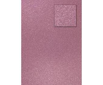 Sädelev kartong roosa, A4, 200g/m2