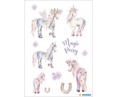 Kleepsud Decor - Magic pony