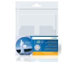 CD/DVD taskud Herma, iseliimuvad - 10 tk