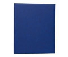 Rõngasklambriga album Herma 26.5x31.5cm - sinine