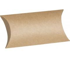 Kinkekarp 90x125mm, naturaalpruun, 6 tk - Heyda