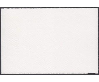 Kaarditoorik Rossi Medioevalis (kahepoolne) 115x170mm, 10 tk - helevalge
