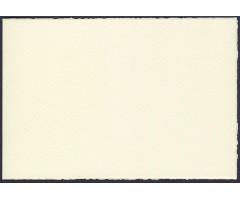 Kaarditoorik Rossi Medioevalis (kahepoolne) 115x170mm, 10 tk - loodusvalge