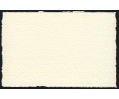 Kaarditoorik Rossi Medioevalis 6.3x9.5 cm, 10 tk - loodusvalge
