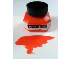 Jaapani tint Kuretake Shueki 60 ml - punane