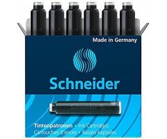 Tindiballonid Schneider 6 tk - must