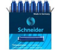 Tindiballonid Schneider 6 tk - sinine
