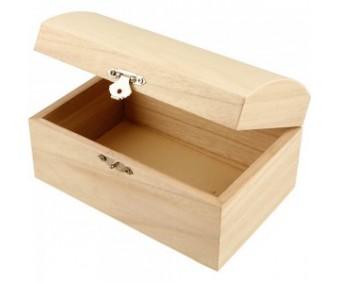 Karp puidust (laegas) - 15x21.5x10.6cm