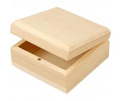 Karp puidust, magnetiga - 9x9x5cm
