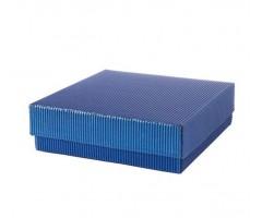 Karp lainepapist - 15x15x5cm - sinine