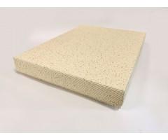 Karp lainepapist - 30x40x5cm - valge säbruga