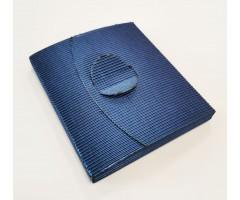 Karp lainepapist CD-le, 12,5 x 14,5 x 1,2 cm - sinine