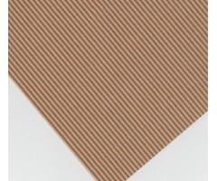 Karp lainepapist - 11x11x9cm - pruun